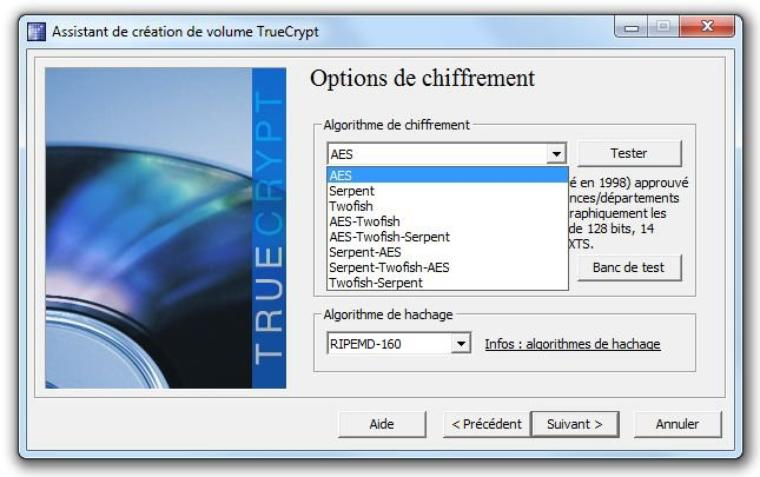 Protéger ses données : Chiffrement - Cryptage