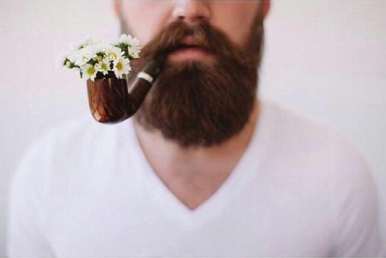 Fleurissant de plaisir :)