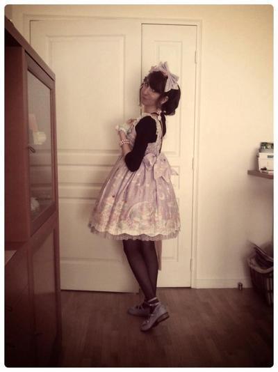 ~~ Tirage au sort pour la TP Angelic Pretty 2012 ~~