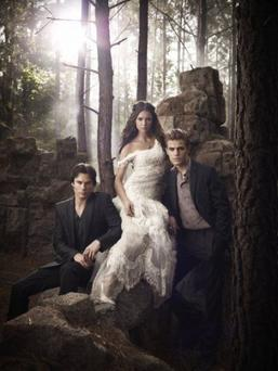THE VAMPIRE DIARIES (Saison 1)