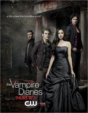 VAMPIRES DIARIES (Saison 3)