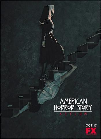 AMERICAN HORROR STORY (Saison 2) : ASYLUM
