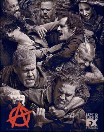 SONS OF ANARCHY (Saison 6)