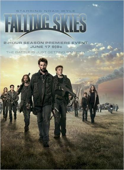 FALLING SKIES (Saison 2 et 3)