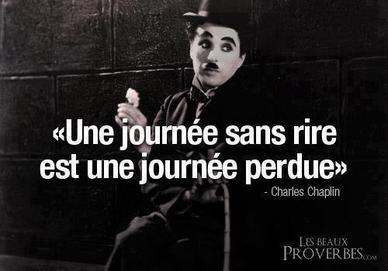 Charlie Chaplin..