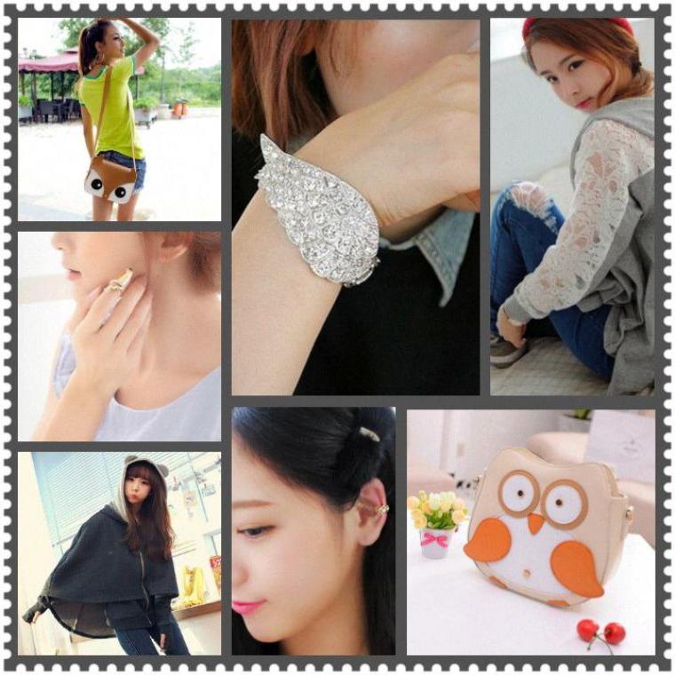Site de mode Coréenne et Japonaise