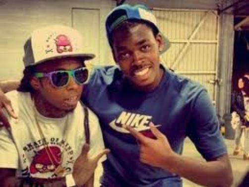 Lil Wayne .. <3
