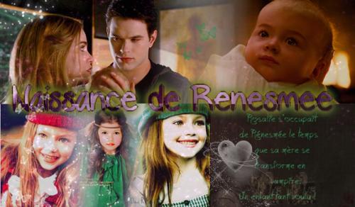 Naissance de Renesmee