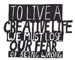 Tout ce qui nous empêche d'être qui on veut, c'est la peur