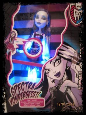 Nos nouvelles Monster High!