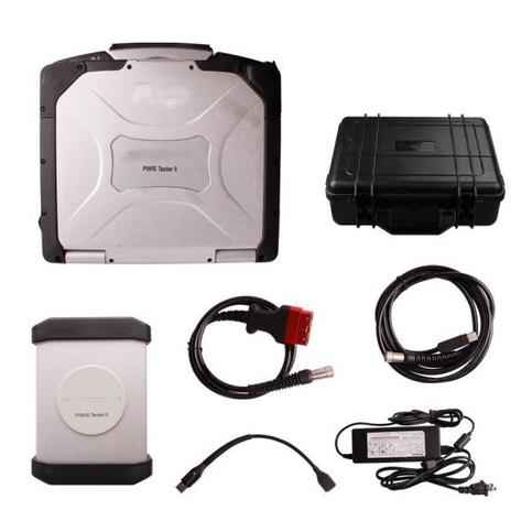 How to install v16.8 piwis tester 2 software diagnostic for Porsche?