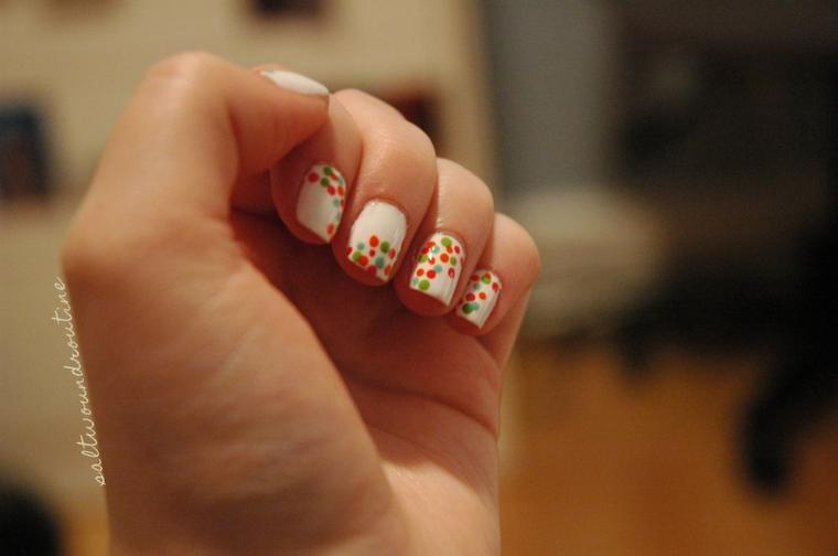 Je me découvre une passion soudaine pour les sprinkles.