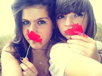 Melvine et Fanny . ♥