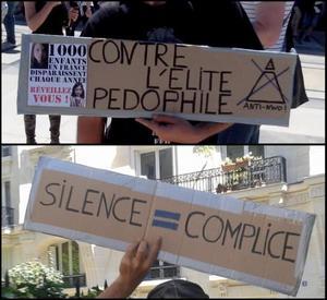 Dangelo94 : Contre l'élite péddophile (2012)