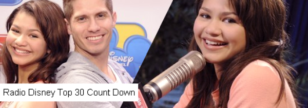 Disney Radio Top 30 Count Down!