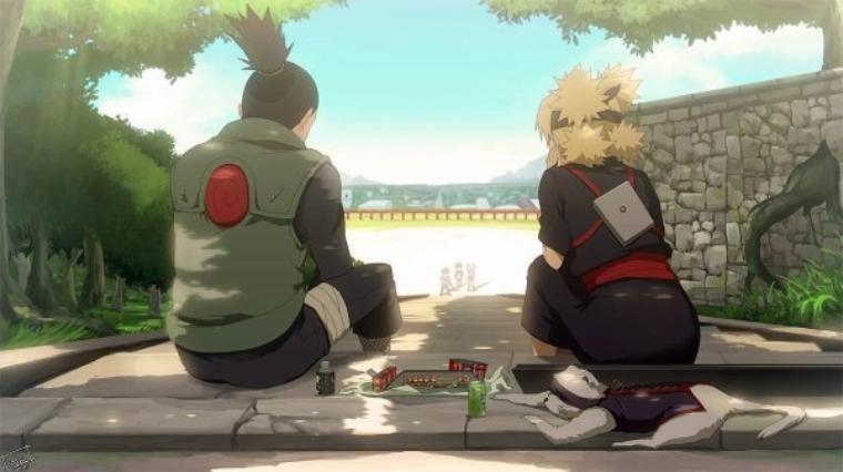 Chikamaru & Temari