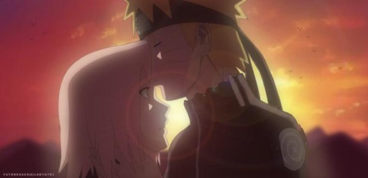 Sakura & Naruto