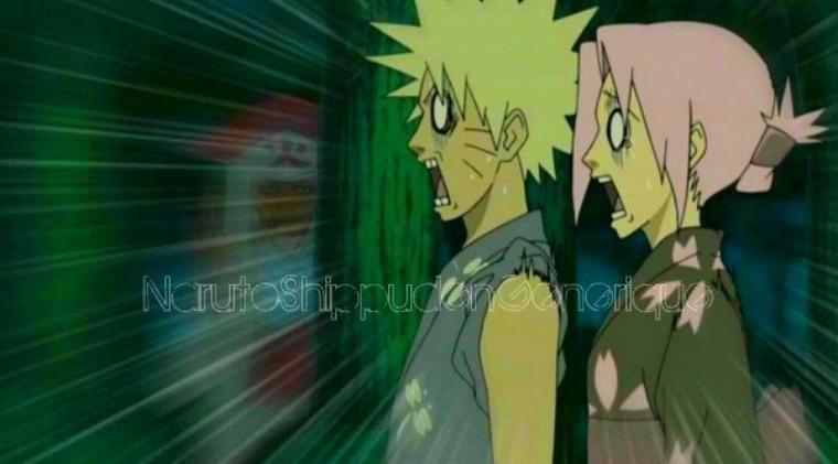 Naruto & Sakura ( end )