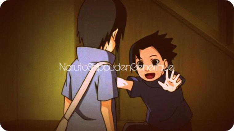 Mind's Sasuke ( les souvenirs de Sasuke )