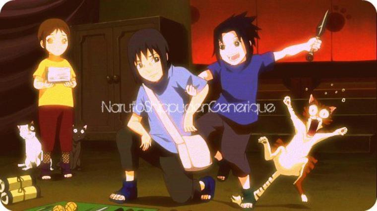 Mind's Sasuke ( 2 )