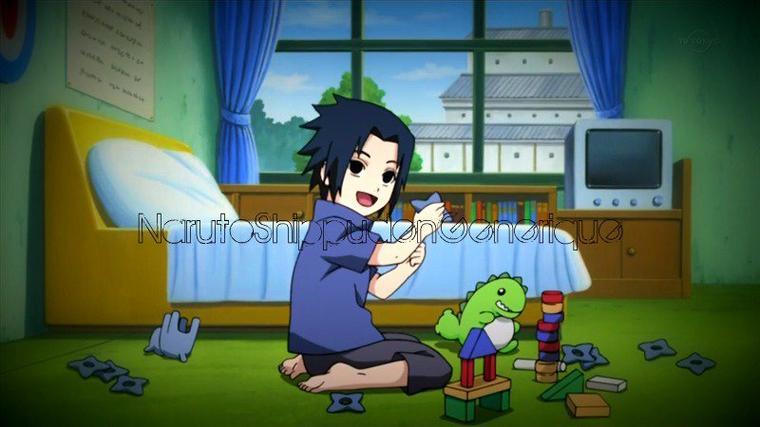 Sasuke ( Enfant )