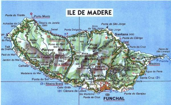 Ile de Madère