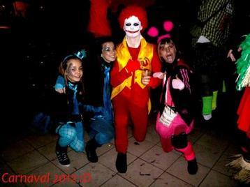 Carnaval ; Quand tu nous tient ❤