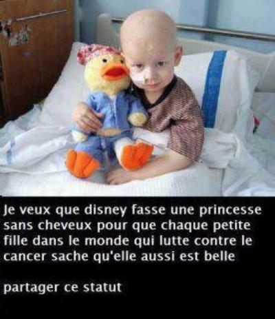 Pour tous les enfants atteint du cancer