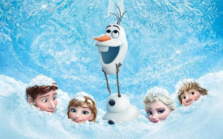 Fiche: La Reine des neiges