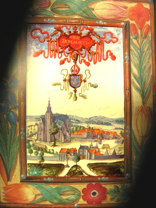 Une grande Abbaye de l'Ordre de Prémontré.