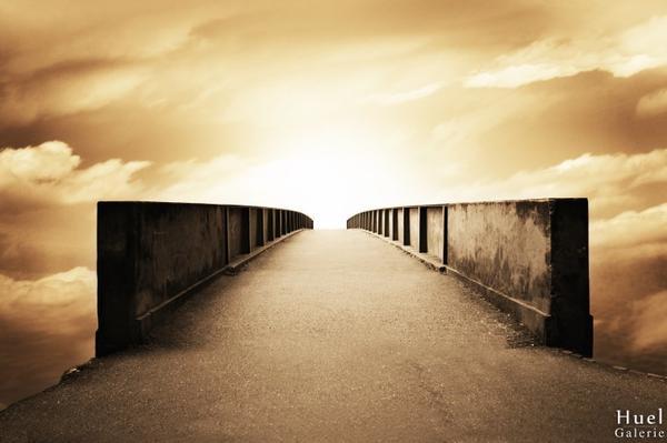 Pont minimaliste