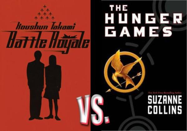 Hunger Games VS Battle Royale
