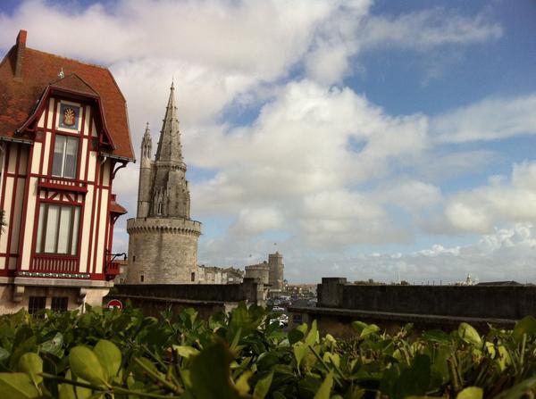 Petit tour a La Rochelle