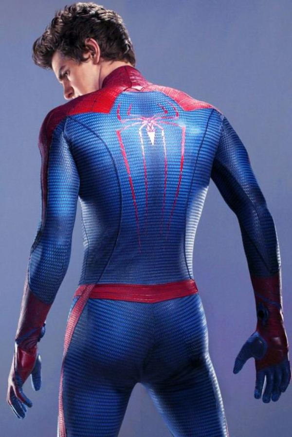 Spiderman!!! ^^ Andrew Garfield!