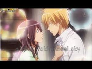 Kaichou wa maid sama Misaki&Usui