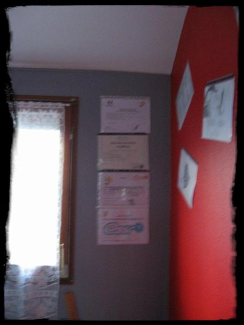 Mon mur