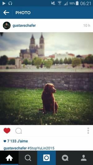 Instagram Billkaulitz et gustavschäfer