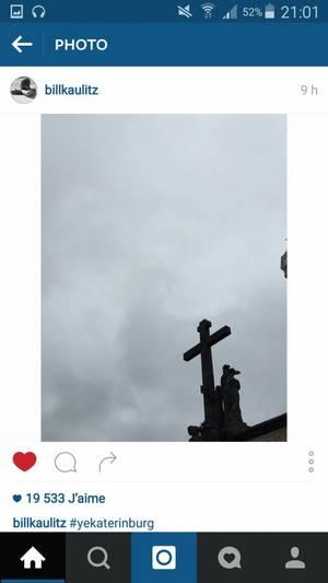 Instagram Billkaulitz, Georg Listing et tokio hotel