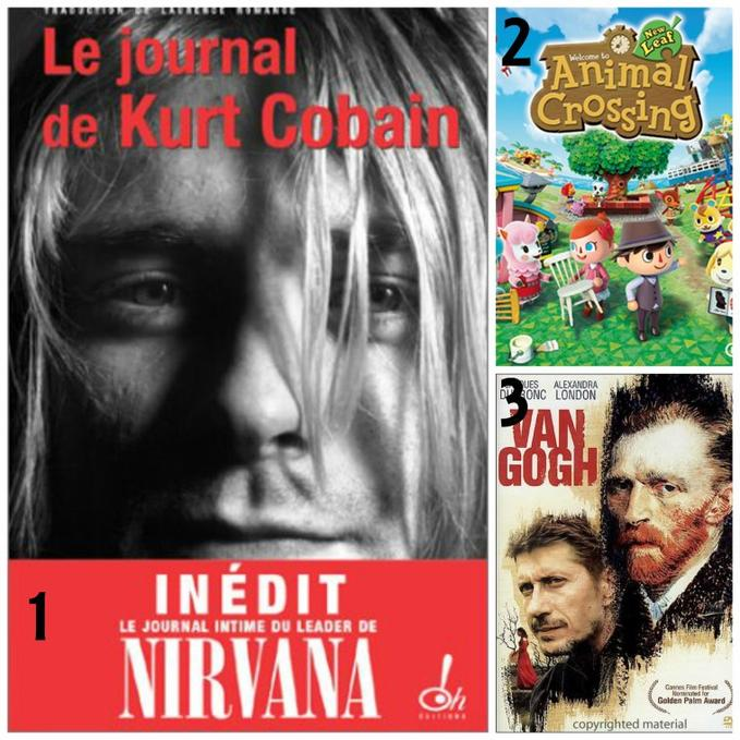 Dream list de Janvier