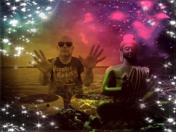 spirituel drum