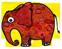 Les éléphants peuvent-ils sauter?