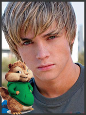 Les voix dans le film « Alvin et les chipmunks» sont elles modifiées ?