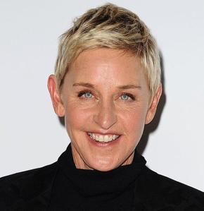 Why does Anderson Cooper look like Ellen DeGeneres ????
