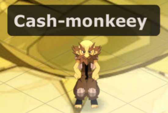 Nouveaux personnage pour le team-monkeey