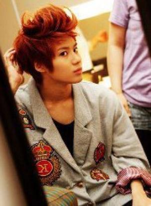 Les plus belles photos de Taemin (que j'ai pu trouver)