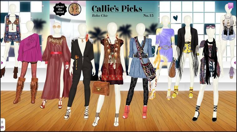 Callie's Picks