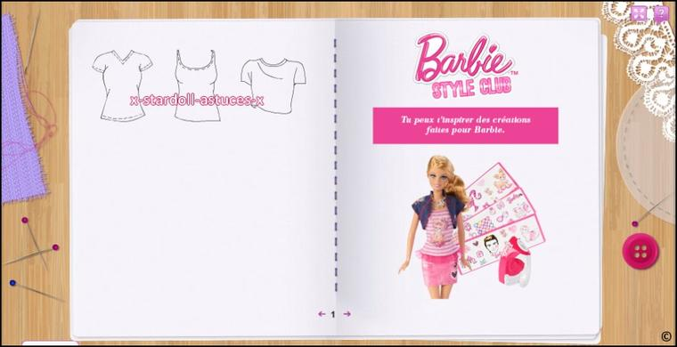 Barbie style club