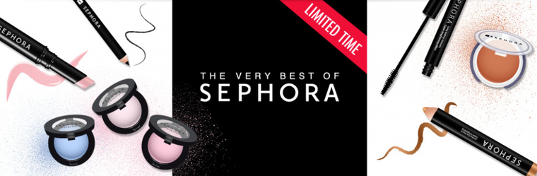 Come Back de la collection SEPHORA *0*