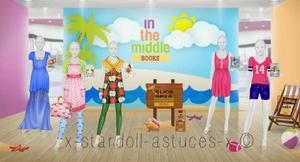 Collection Simon Schuster Julie ... Tous les articles entre 2 et 5 STARCOINS !!