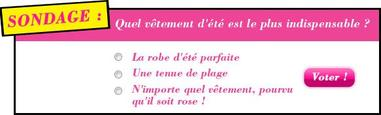Robe Barbie Style Club